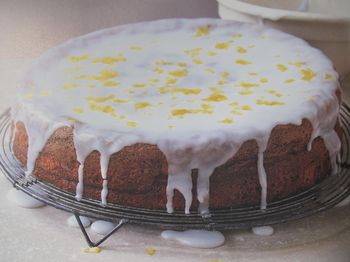 Popina carrot cake