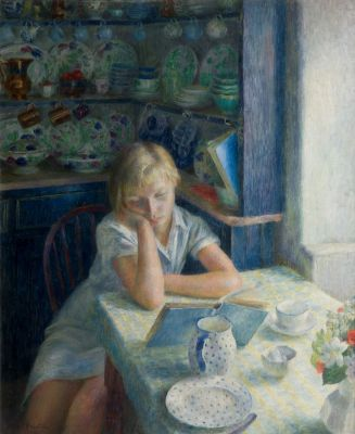 The Quiet Hour, Dod Procter
