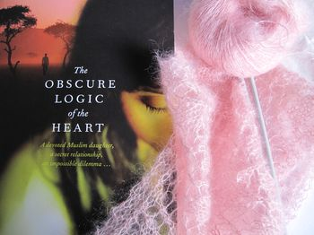 The Obscure Logic of the Heart, knitting