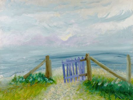 The Gate to the Isles, Winifred Nicholson