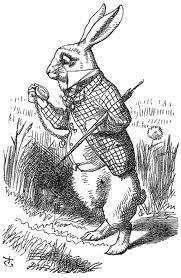 The White Rabbit, Tenniel