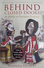 Behind Closed Doors, Amanda Vickery