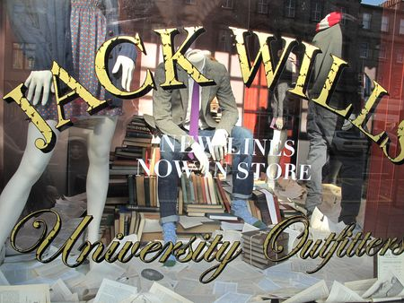 Jack Wills window