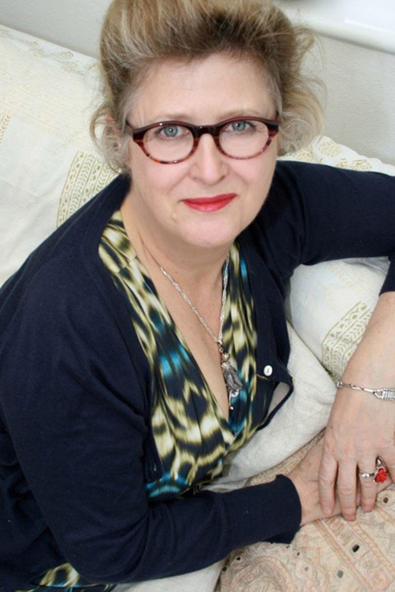 Sally Gardner (c) Kate Christer