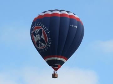 UofE balloon