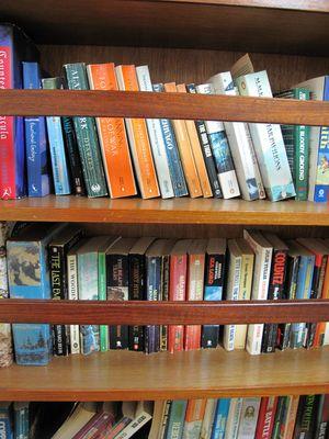 Britannia - books