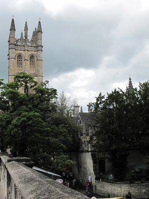 Magdalen Tower