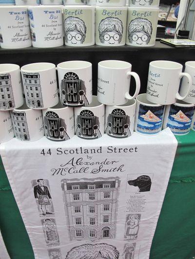 Scotland Street mugs