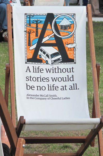 A life without stories ...