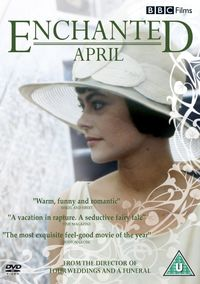 The Enchanted April DVD