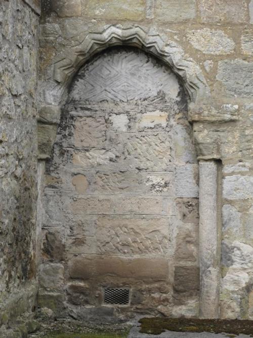 Abercorn south doorway