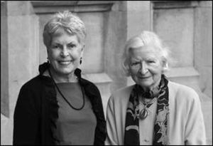 Ruth Rendell and PD James