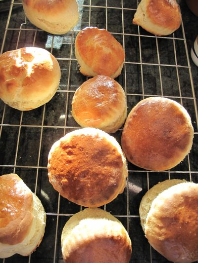 Scones, How to Bake
