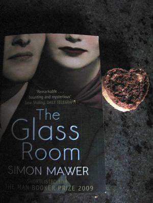 The Glass Room, babovka cake
