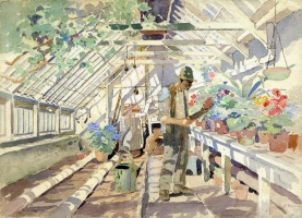 David Rose, In the Greenhouse