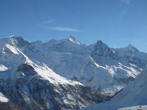 Matterhorn, etc.