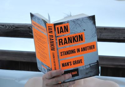 Ian Rankin, Standing in another man's grave
