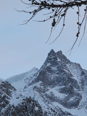 Snow, Zinal