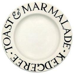 Black Toast plate, Emma Bridgewater
