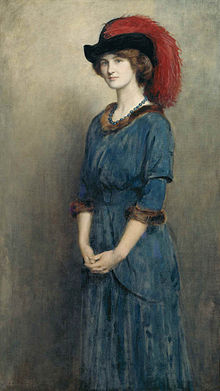 Angela Thirkell by John Collier