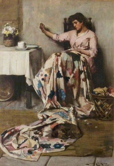 The Patchwork Quilt, Lance Calkin