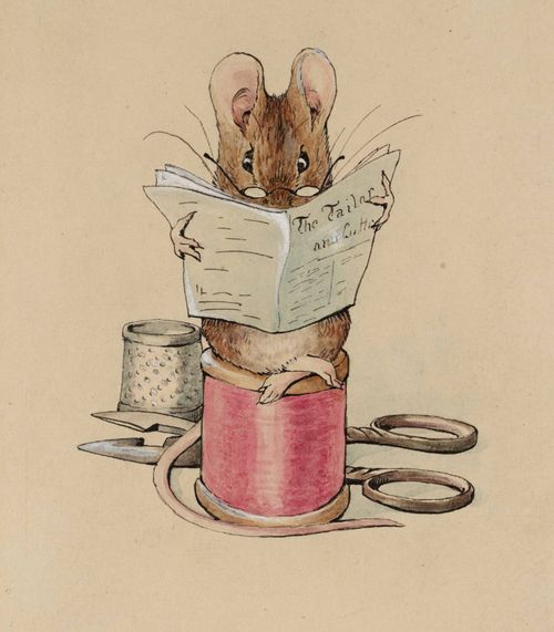 The Tailor Mouse 2