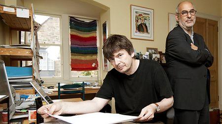 Ian Rankin, Alan Yentob
