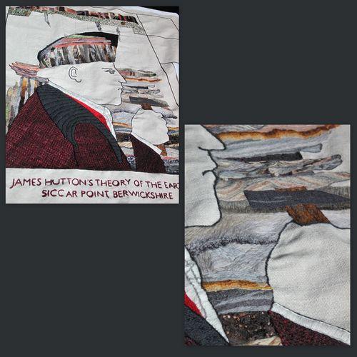 Tapestry panel & detail