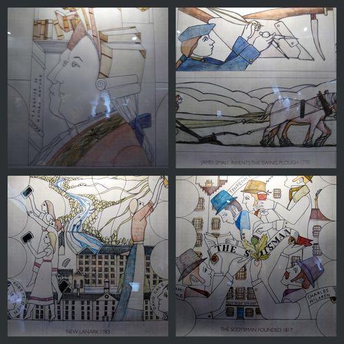 Tapestry designs