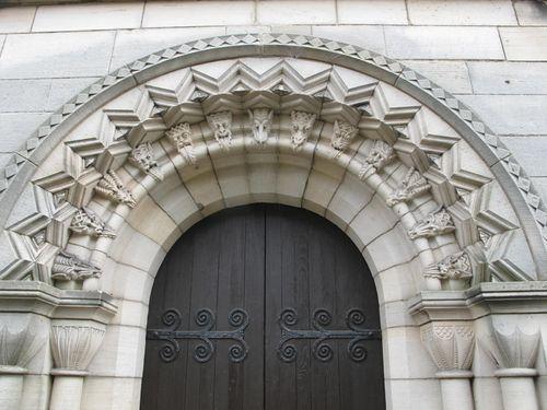 Abercorn west door