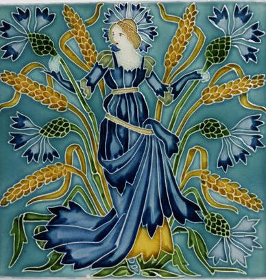 Flora's Retinue, Crane