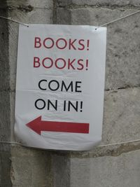 Deanery Book Stall