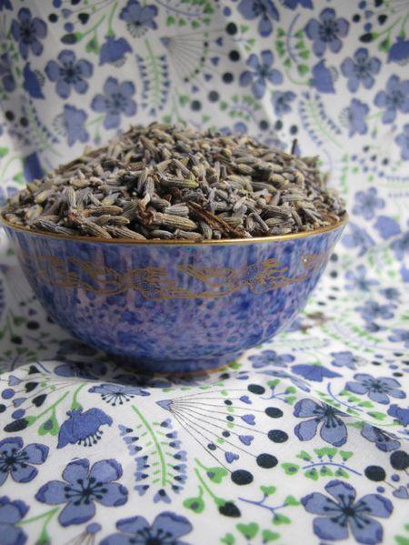 Liberty Sarah's Secret Garden, lavender