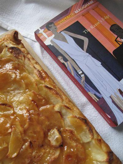 Apple pie, The Razor's Edge