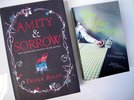 Amity & Sorrow, The Friday Gospels