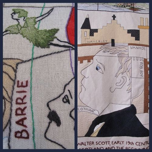 The Great Tapestry of Scotland, Barrie & Scott
