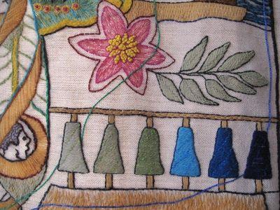 Tapestry, weaving