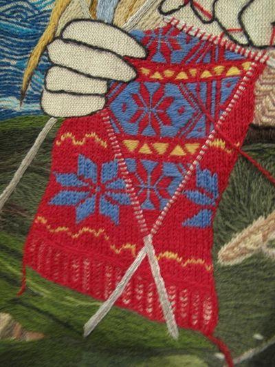 Tapestry, Fair Isle