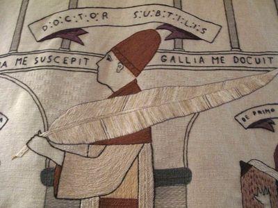 Tapestry, Duns Scotus