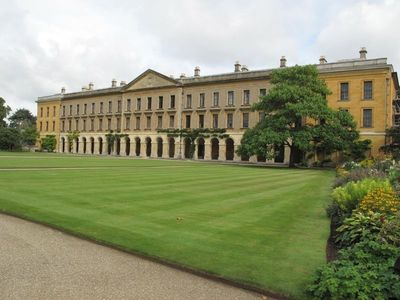 New Buildings, Magdalen College