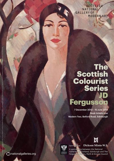 Fergusson poster