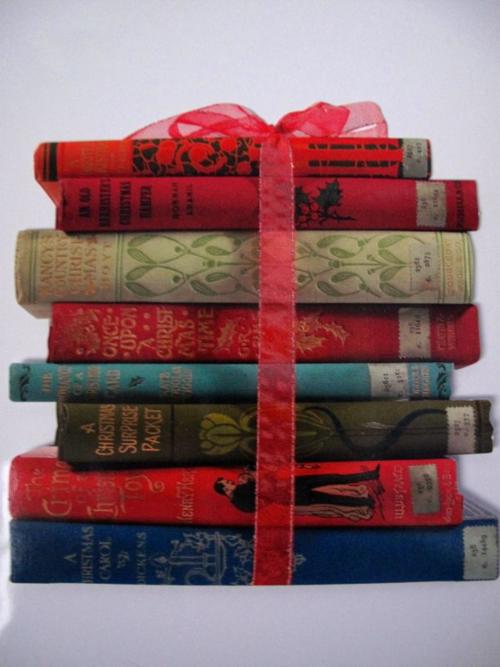 Festive books, Bodleian Library
