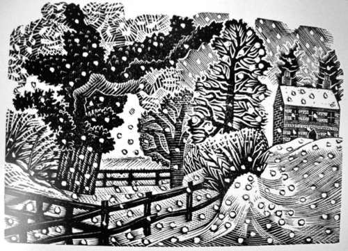 Ravilious, Considerable Falls of Snow