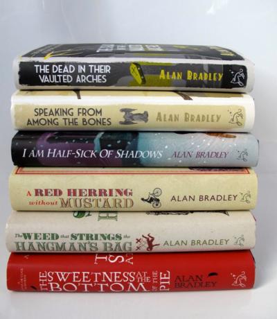 Flavia de Luce series, Alan Bradley