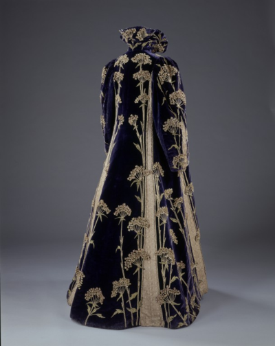 V&A sweet cicely coat Marshall & Snelgrove