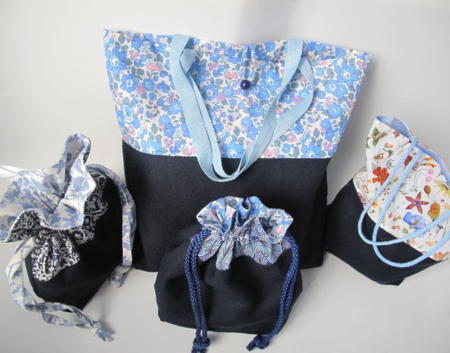 Liberty project bags