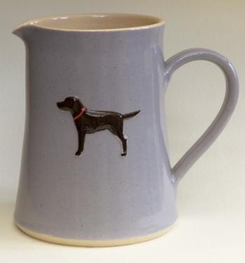 Labrador jug, Hogben Pottery