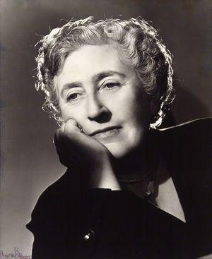 Agatha Christie, Angus McBean