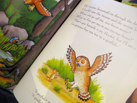 The Gruffalo in Scots