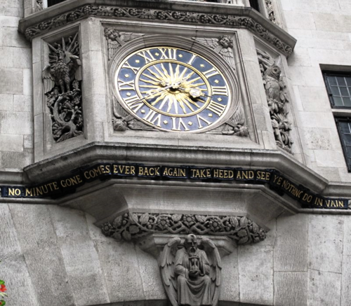 The Liberty Clock